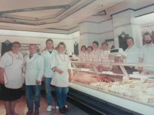 Geschäft Fleischerei Neubert